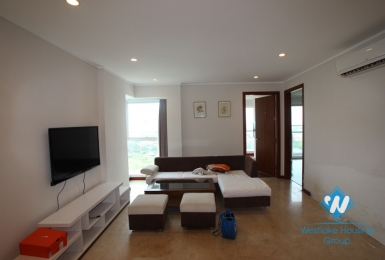 Modern apartment for rent in Ciputra, L tower, Tay Ho, Ha noi