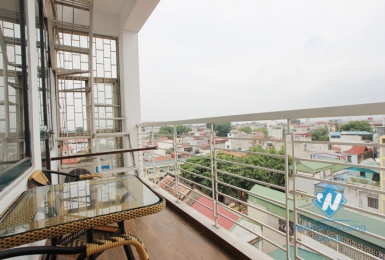 Nice apartment for rent in Truc Bach area, Ba Dinh, Ha Noi