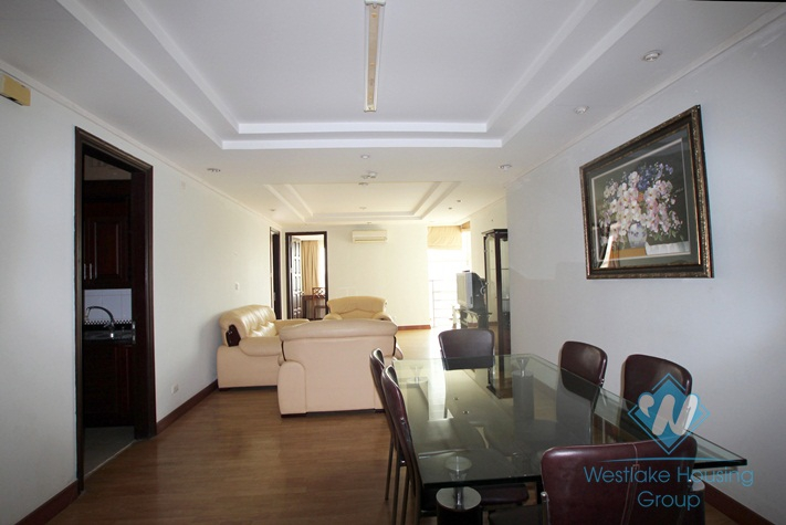 Rental apartment in G tower, Ciputra, Tay Ho, Hanoi