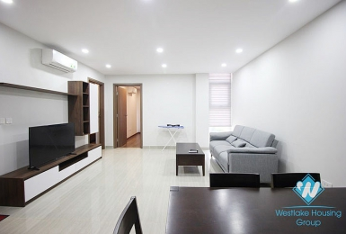 Three bedrooms apartment for rent in L building, Ciputra
