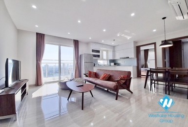 A brand new 2 bedroom apartment for rent in Ciputra