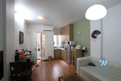 Cheap and nice apartment for rent in Xuan Dieu