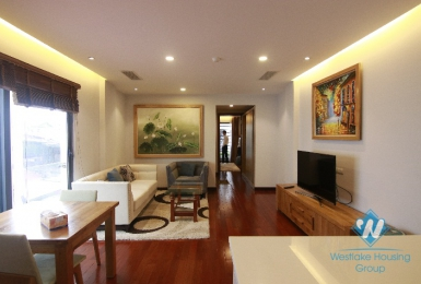 Spacious one bedroom apartment for rent in Hoan Kiem.Hanoi