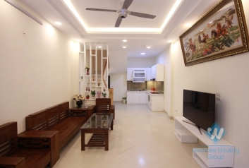 Brand new house with modern design for rent in Tay Ho district