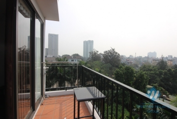 Modern charming apartment for rent on Dang Thai Mai, Tay Ho