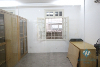 Quiet and bright office space for rent in Tay Ho