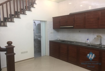 A good price house is available for rent in Yen Phu village