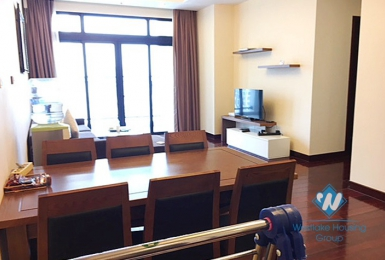 Spacious 03 bedrooms apartment for rent in Royal City, Ha Noi