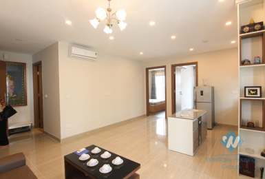 Brand new and cheap two bedrooms apartment for rent in Ciputra, Tay Ho, Ha Noi
