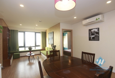 Cheap two bedrooms apartment for rent in Mipec Long Bien, Long Bien district, Ha Noi