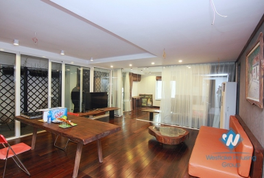 Special design apartment for rent in To Ngoc Van St, Tay Ho District