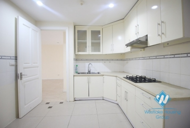 Affordable unfurnished apartment for rent in P Tower, Ciputra