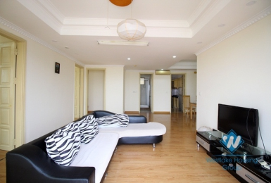 A nice apartment for rent in G building, Ciputra International Ha Noi City