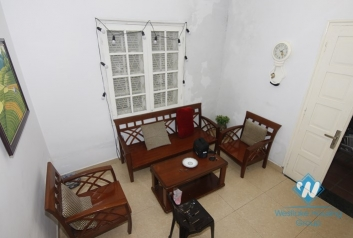 House with 4 bedroom for rent in Doi Can, Ba Dinh