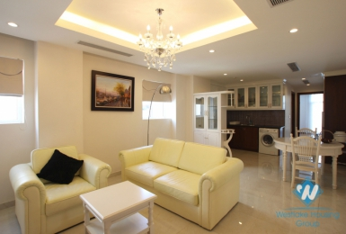 High quality one bedroom apartment for rent in Ba Dinh district, Hanoi
