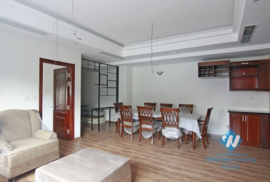 Brandnew and Morden Two bedrooms apartment for rent in Nguyen Khac Hieu st, Truc Bach area, Ba Dinh district.