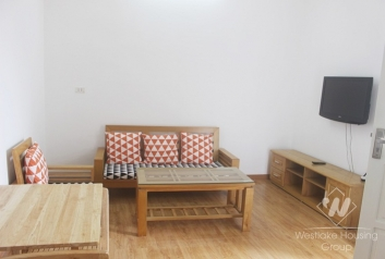 One bedroom apartment in Hoang Hoa Tham street, Ba Dinh district, Hanoi