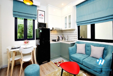 Lovely studio for lease in Ba Dinh, Hanoi