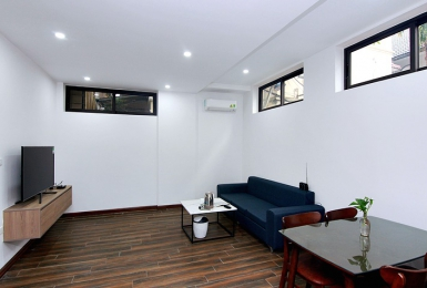 Nice one bedroom apartment for rent on To Ngoc Van