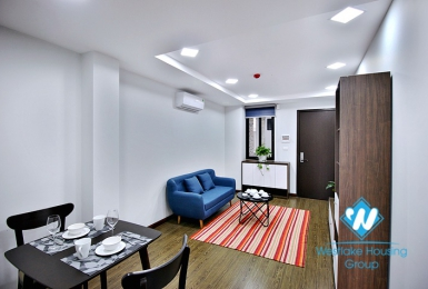 Brand new one bedroom apartment for rent in quiet alley of Tay Ho