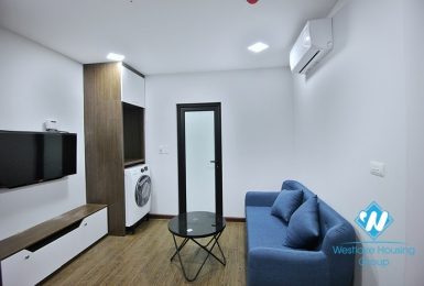 Brand new one bedroom apartment for lease in To Ngoc Van street, Tay Ho