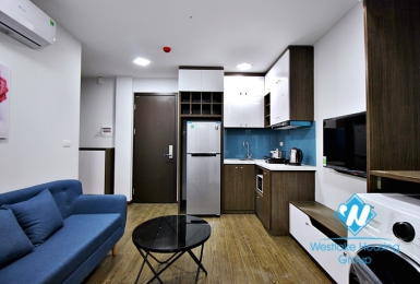 One bedroom apartment for rent in Tay Ho