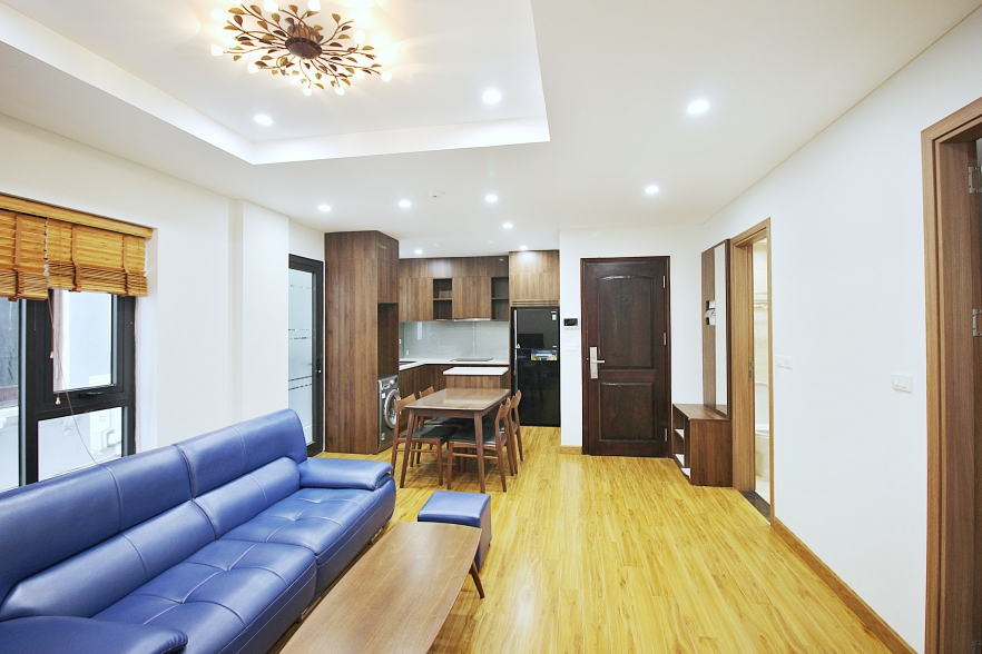 Lakeview two bedroom apartment for rent in Tay Ho