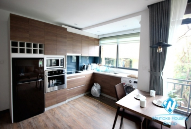 Stylish one bedroom apartment for rent in Tay Ho