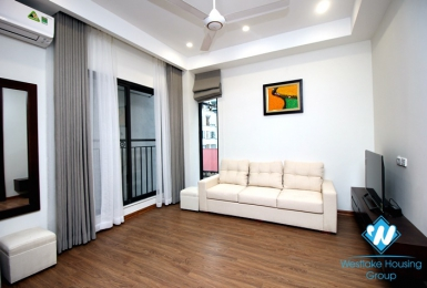Nice one bedroom apartment for rent in Ba Dinh