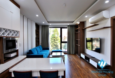 Modern two bedroom apartment for rent in Tay Ho