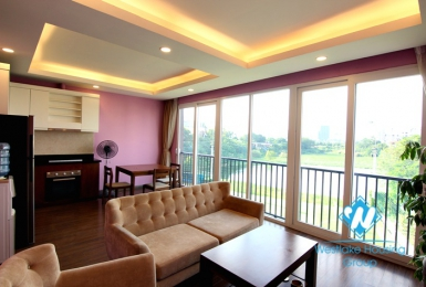 Good deal lake view two apartment for rent in Tay Ho