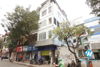 An office for rent in Thanh Cong st, Ba Dinh, Ha Noi