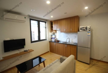 High quality apartment with one bedroom for rent in Truc Bach are, Ba Dinh District