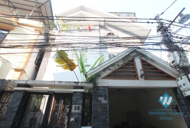 Good house with 3 bedrooms for rent in Au co st, Tay Ho