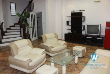 Furnished house, 5 bedroom for rent in Tay Ho