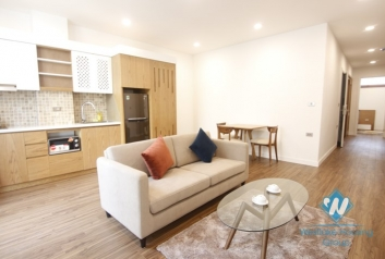 A beautiful brand new apartment for rent in Truc Bach
