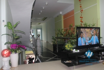 Nice house for rent in Au co st, Tay ho District, Ha Noi