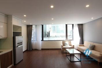 A brand new apartment for rent on Tu Hoa Street