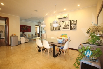Superior apartment for rent in L Tower Ciputra