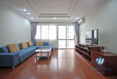 Ciputra 150 sqm apartment for rent in E4 Tower