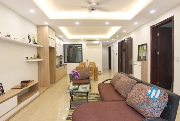 Lovely apartment for rent in Tay Ho with modern interiors