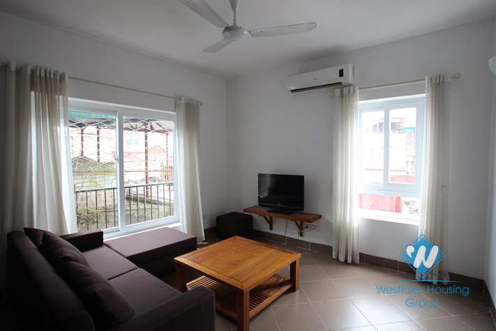 New apartment for rent in Ngoc Ha, Ba Dinh, Hanoi