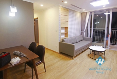 Modern 2 bedrooms apartment for rent in Vinhome Gardenia, Nam Tu Liem district, Ha Noi