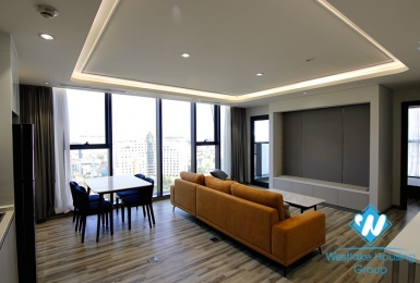 A High End Fabulous 2 bedroom apartmment for leasing in Ba Dinh