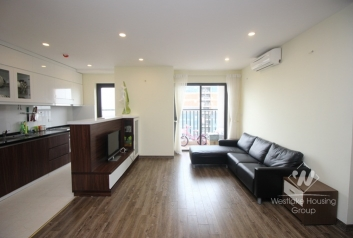New and modern apartment for rent in Ciputra compound, Tay Ho, Hanoi
