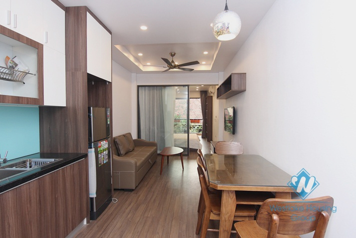 Beautiful apartment for rent in Tay Ho district, Ha Noi