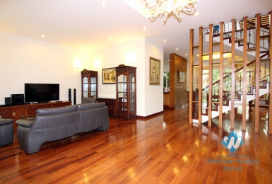 Outstanding Villa For Rent in Ciputra Compound