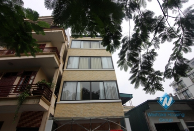 A spacious house with lake view is nearing complete for rent in Tay Ho, Hanoi