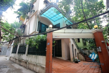 Gorgeous house in Tay Ho district for rent