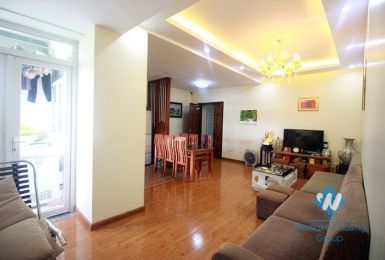 3 bedrooms with beautiful view in ciputra Ha Noi